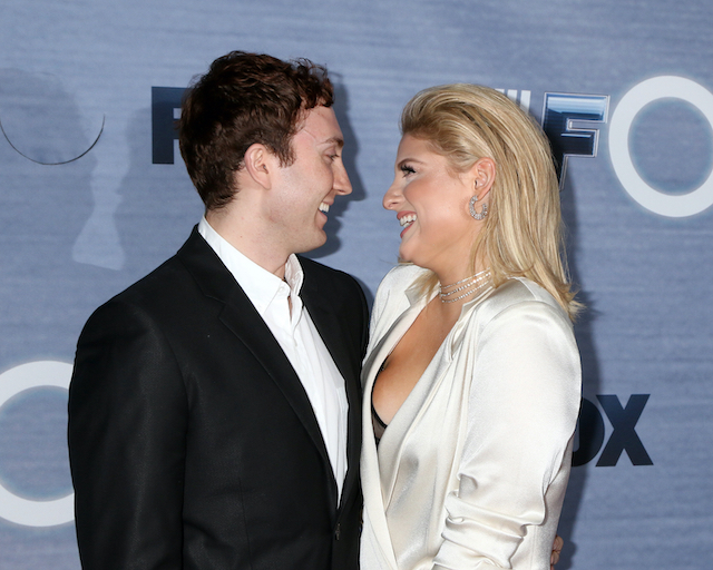 meghan trainor shares the one things she's nervous about giving birth