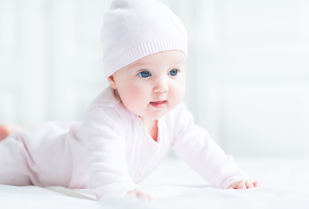 25 4-syllable baby names for girls that sound sweet and sophisticated