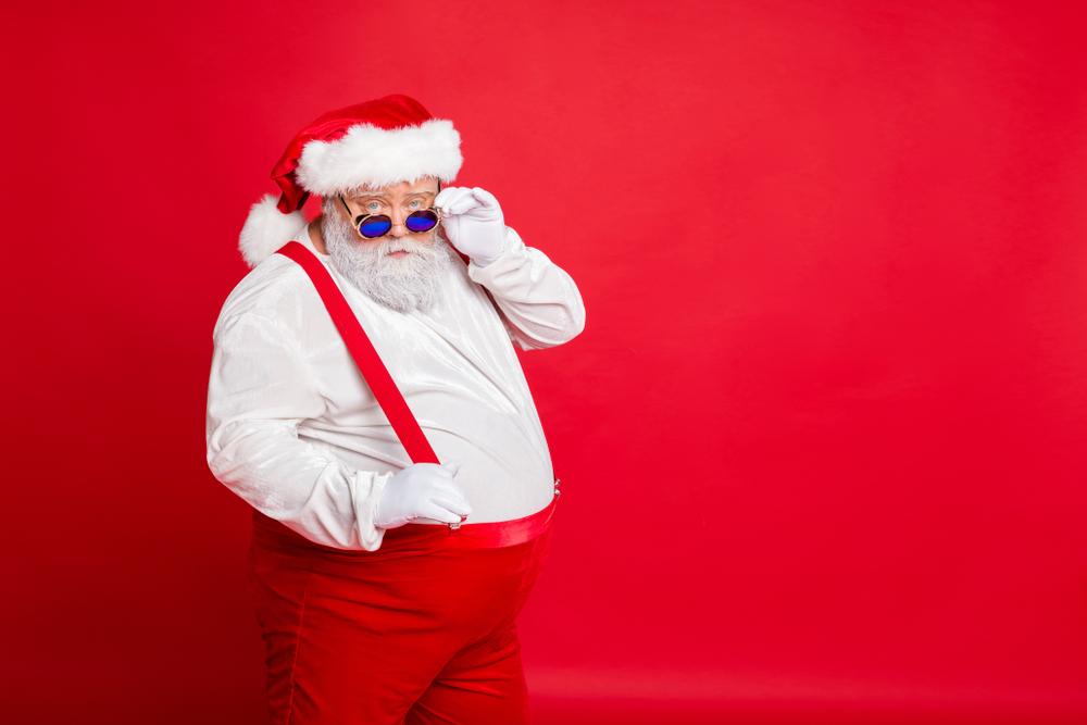 """""""has anyone taken away santa due to bad behavior?"""