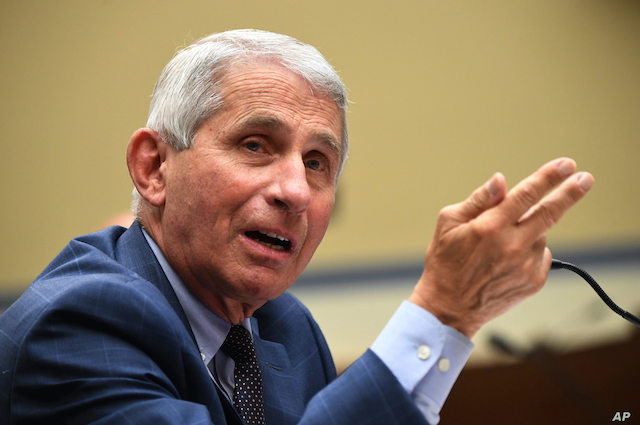 dr. fauci reveals daughter's heartbreaking loss due to covid-19