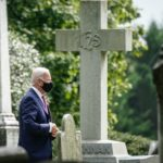 Joe Biden Visits Graves of First Wife And Baby On Anniversary Of Crash