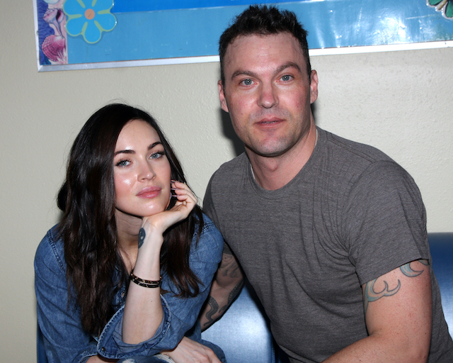 Megan Fox is Hoping for a Quickie Divorce from Ex Brian Austin Green