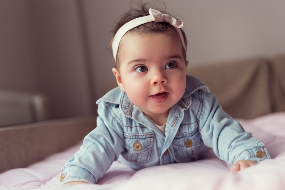 top 25 baby girl names of 2020 according to babynames.com