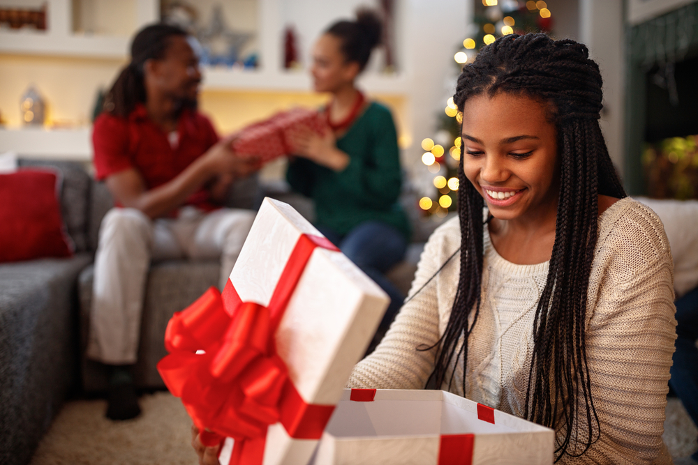 i don't know how to interpret my husband's family's holiday gift question regarding my kids: advice?