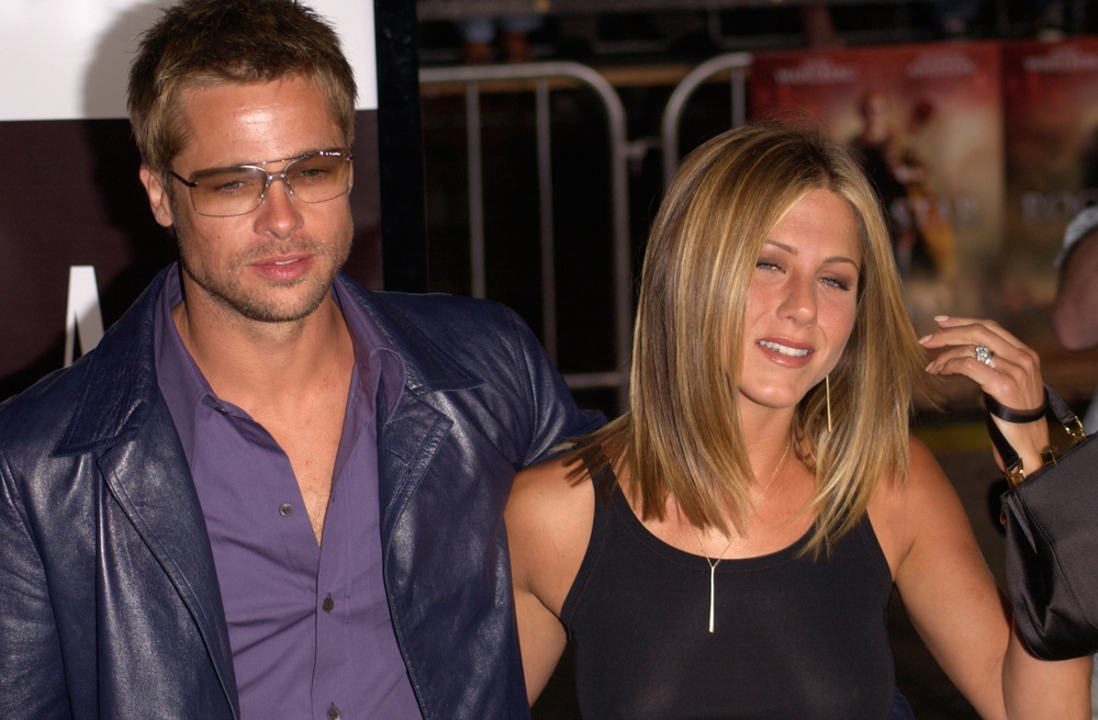 Jennifer Aniston and Brad Pitt Fans Went Wild After She Shared This 'Morning After' Pic