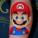 25 Fun Gamer Tattoos for Those Who Love to Play Video Games