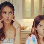 Jessica Alba Shares The Reasons Why Her Kids Think She's A Cringey Mom
