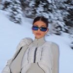 Kylie Jenner Shows Off 2-Year-Old Stormi's Snowboarding Skills