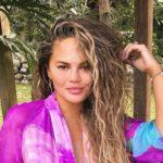 Chrissy Teigen Shares on Social Media that She is 4 Weeks Sober