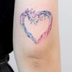 25 Tattoos That Celebrate All Things Love for Valentine's Day with Plenty of Heart