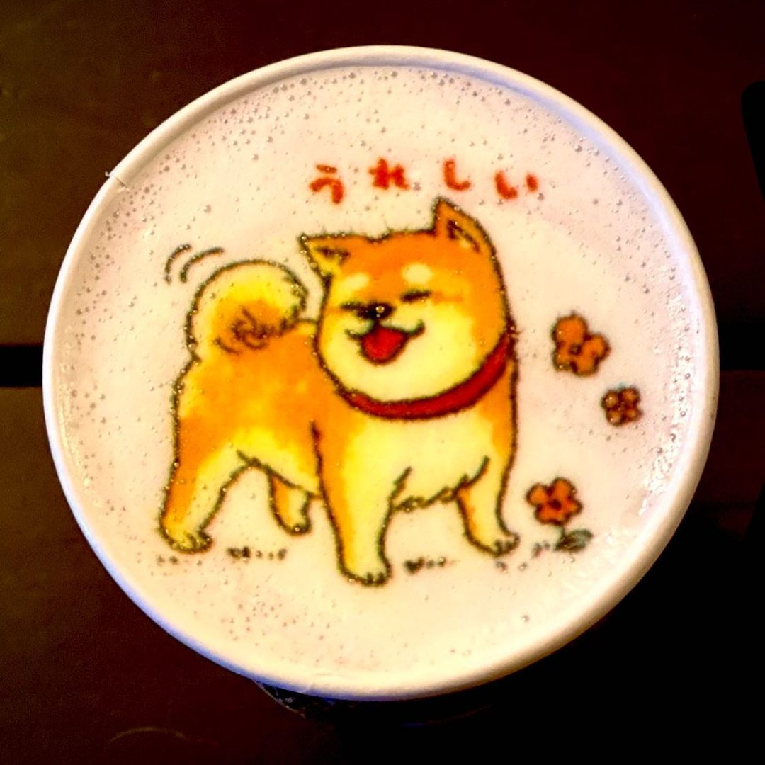 the 25 most adorable latte art designs that you will ever see