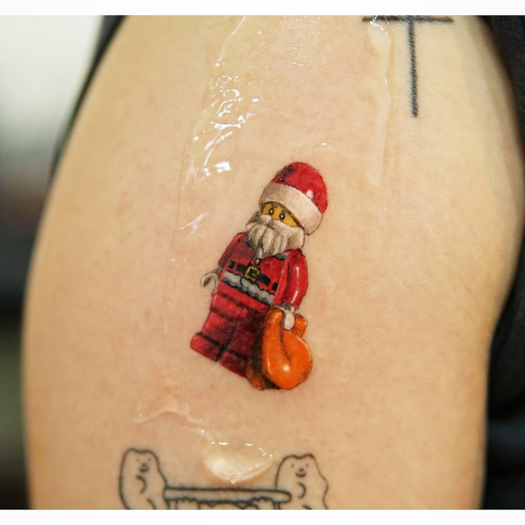 25 toy tattoos that will make you feel like a kid again