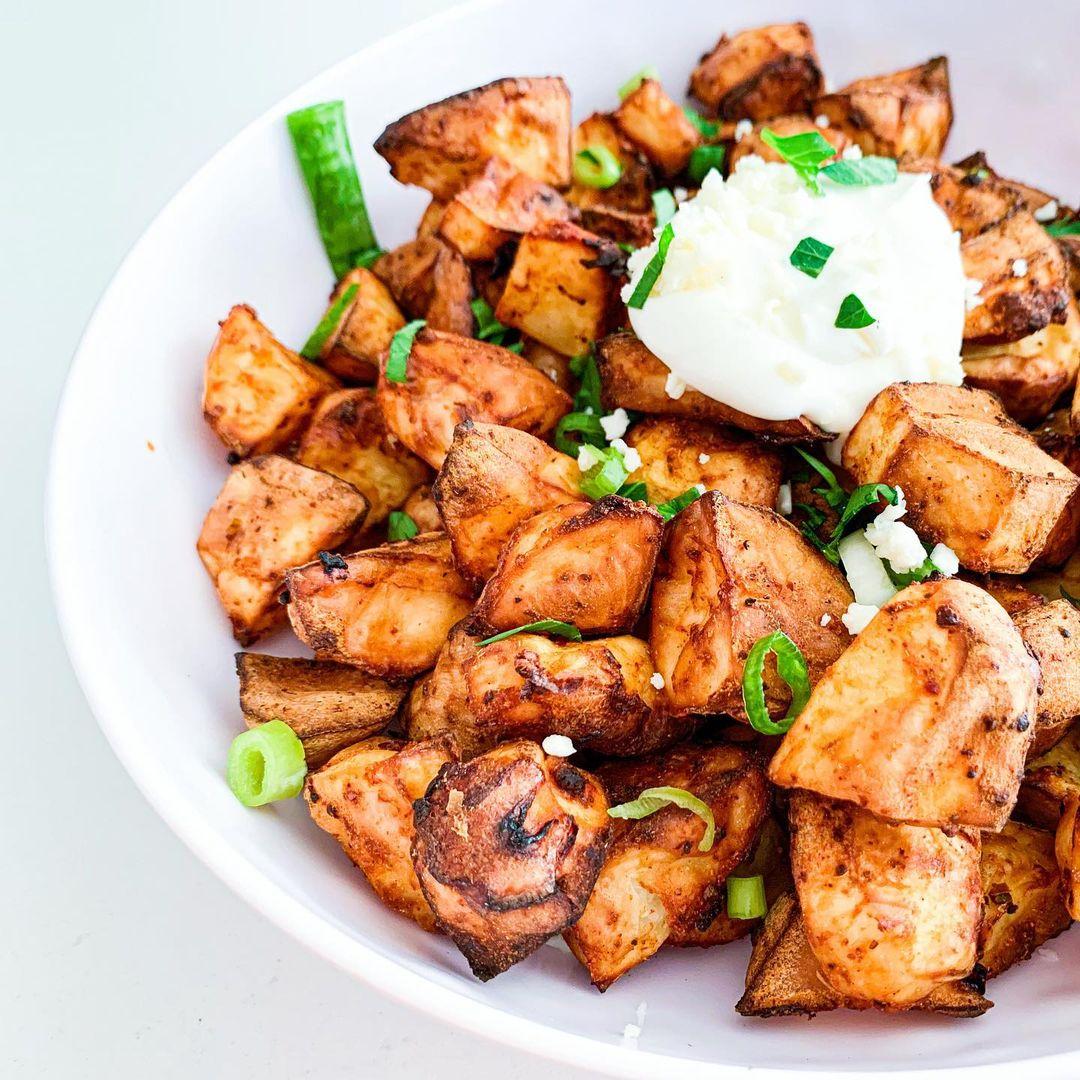25 healthy air fryer recipes that taste indulgent
