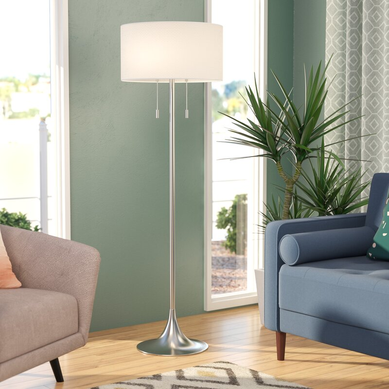 revamp your living room, bedroom, home office, and more with these top rate items from wayfair | parenting questions | mamas uncut morrisonville6122floorlamp