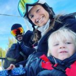 Olympic Skier Slams Trolls Who Accuse Her Of 'Throwing' Toddler In Snow