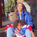 Yup, Even Kim Kardashian's Son Cuts His Own Hair