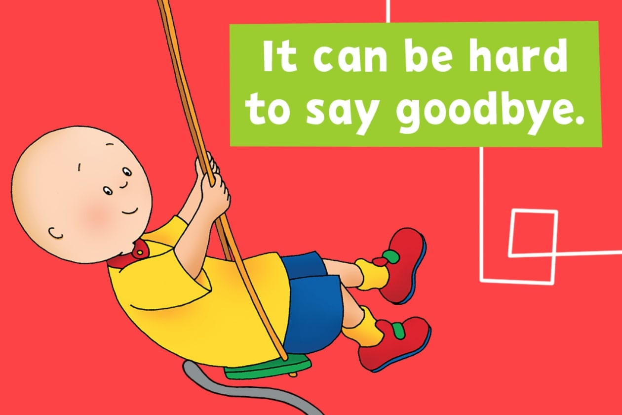 'caillou' has been canceled and parents are celebrating