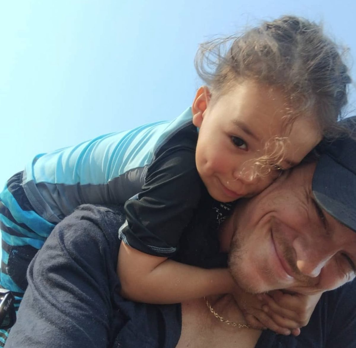 naya rivera's ex ryan dorsey says son has been so 'brave'