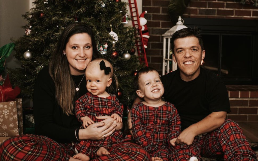tori roloff isn't pregnant with her third child - at least not yet
