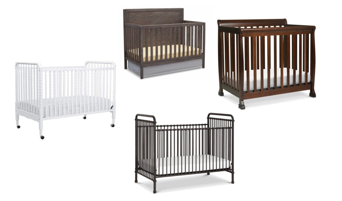 7 safe, yet stylish, cribs that are on the market