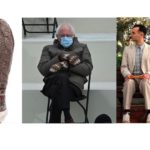 The Story of Bernie Sanders' Mittens From THOSE Inauguration Memes