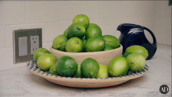 dakota johnson has been deceiving fans for months about citrus fruit