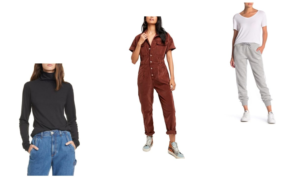 nordstrom rack finds that are perfect for staying in or going out