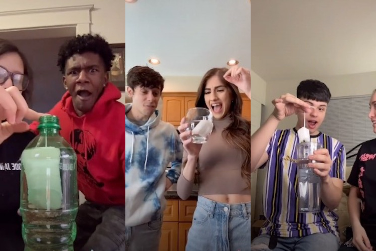 Men Get Emotional After Actually Learning How Tampons Work In New TikTok Challenge