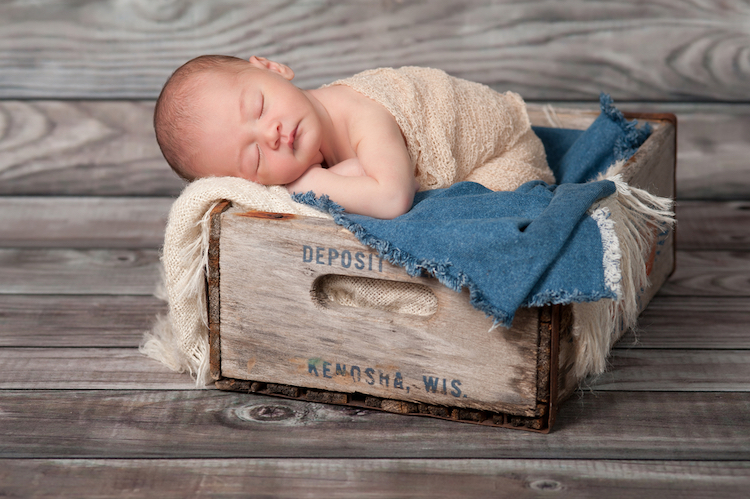25 rare baby names for boys from 1921 that would sound excellent today