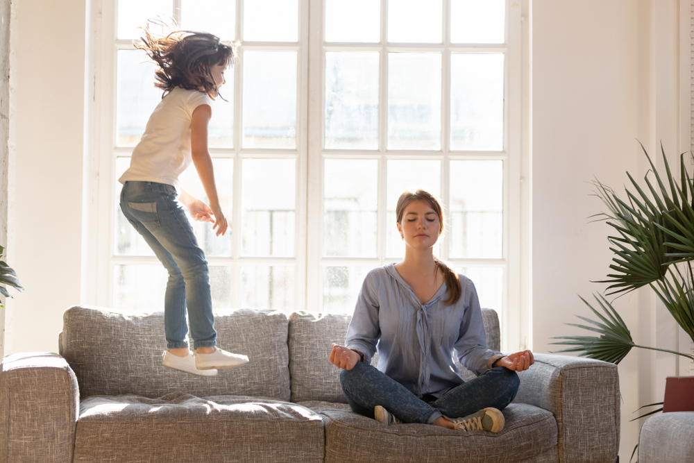 moms, how do you make space for 'alone time' during the covid-19 pandemic?