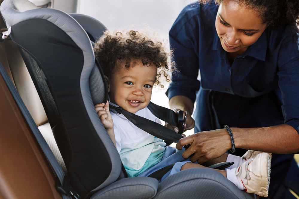 how can i offer a relative car seat advice without it coming across as shaming?