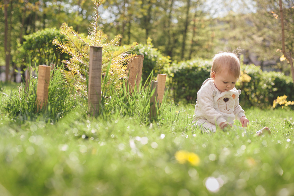 25 novel spring baby names for girls perfect for springtime babies