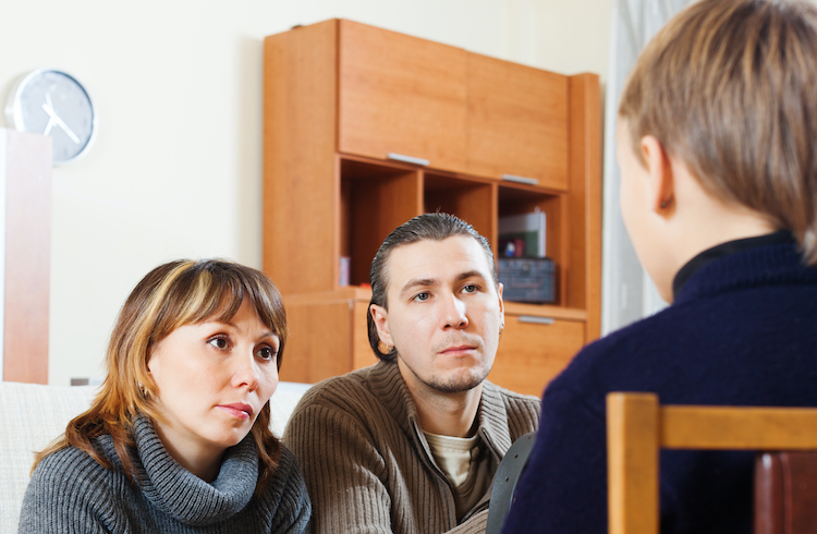 when should i tell my son that my husband is not his biological father?