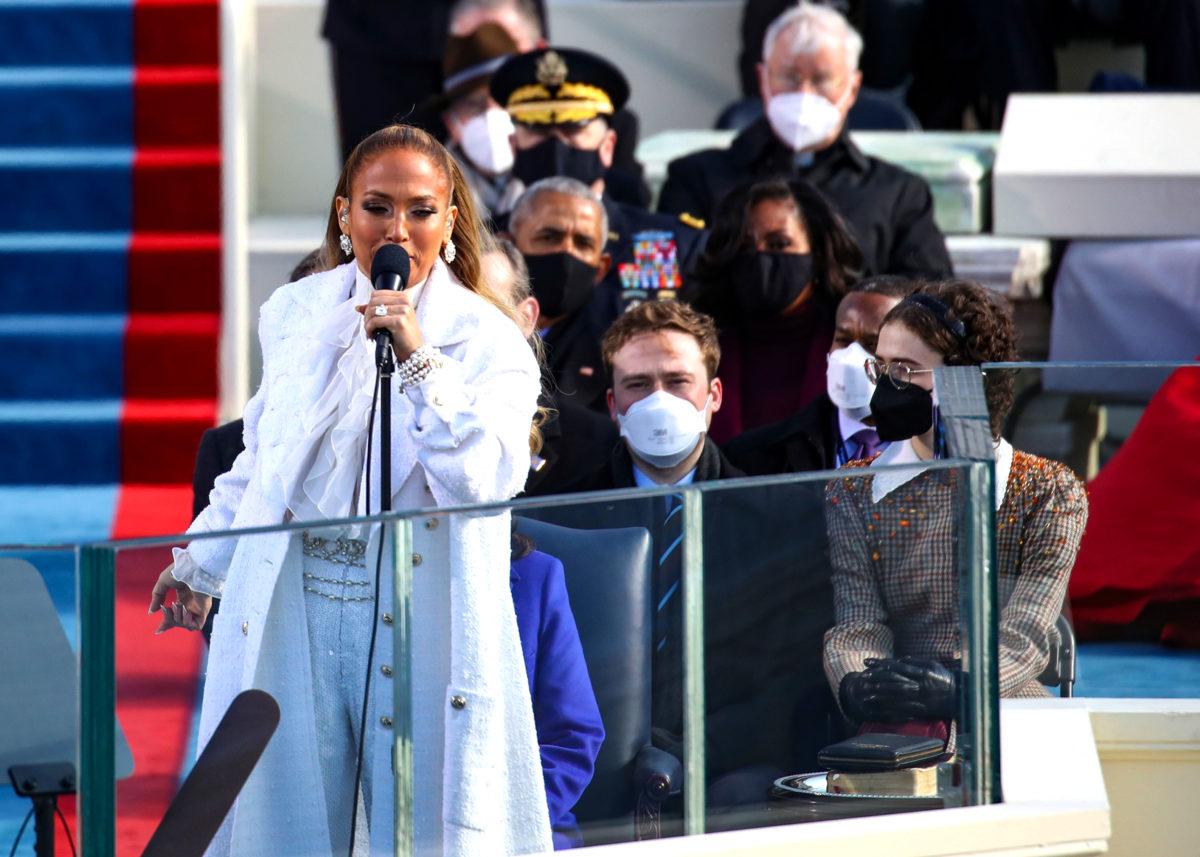 don't forget about these fashion choices from inauguration day—now get similar pieces for your own closet here | parenting questions | mamas uncut shutterstock 1898813284