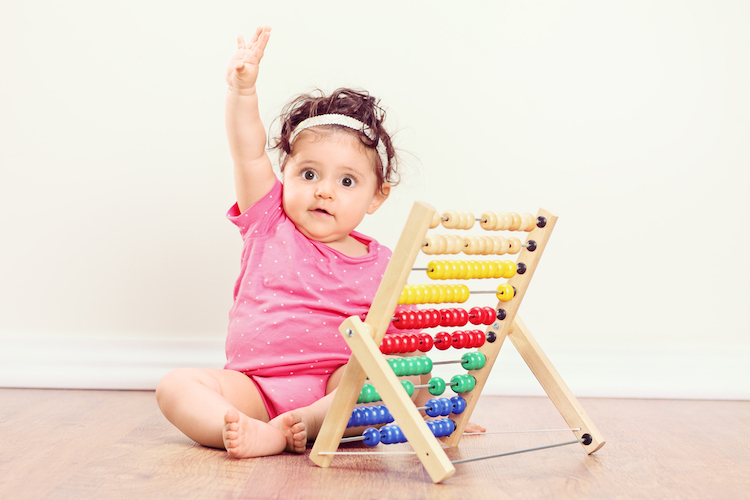 25 number baby names for girls you can count on