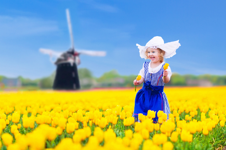 25 dutch baby names for girls for your dutch baby