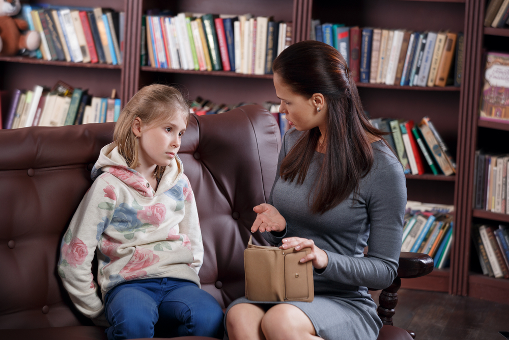 My Stepdaughter Stole Something From My House: How Should I Handle This?