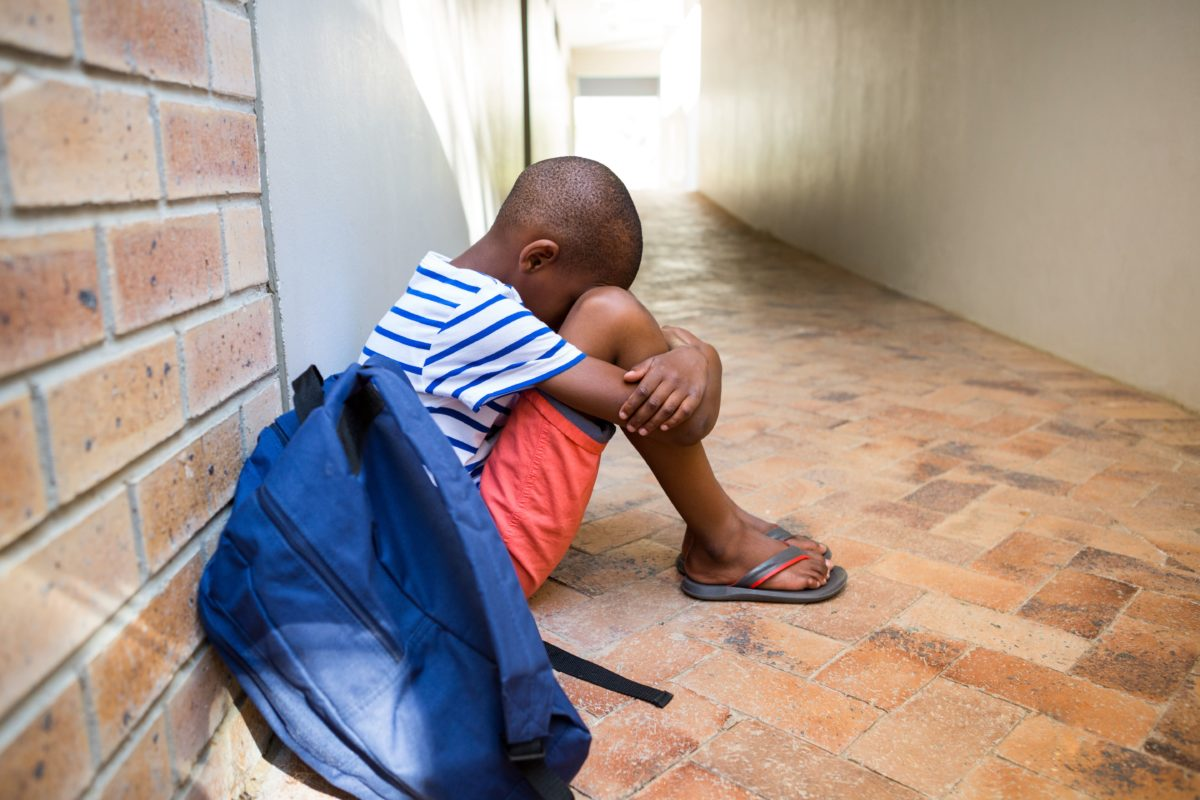 child commits suicide due to bullying, parents sue school