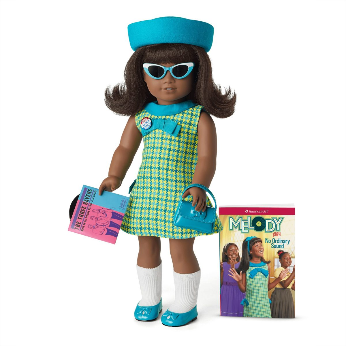 must-haves for parents to help keep their kids busy, entertained, and having fun at home | parenting questions | mamas uncut 02bun24 melody doll book and accessories 01