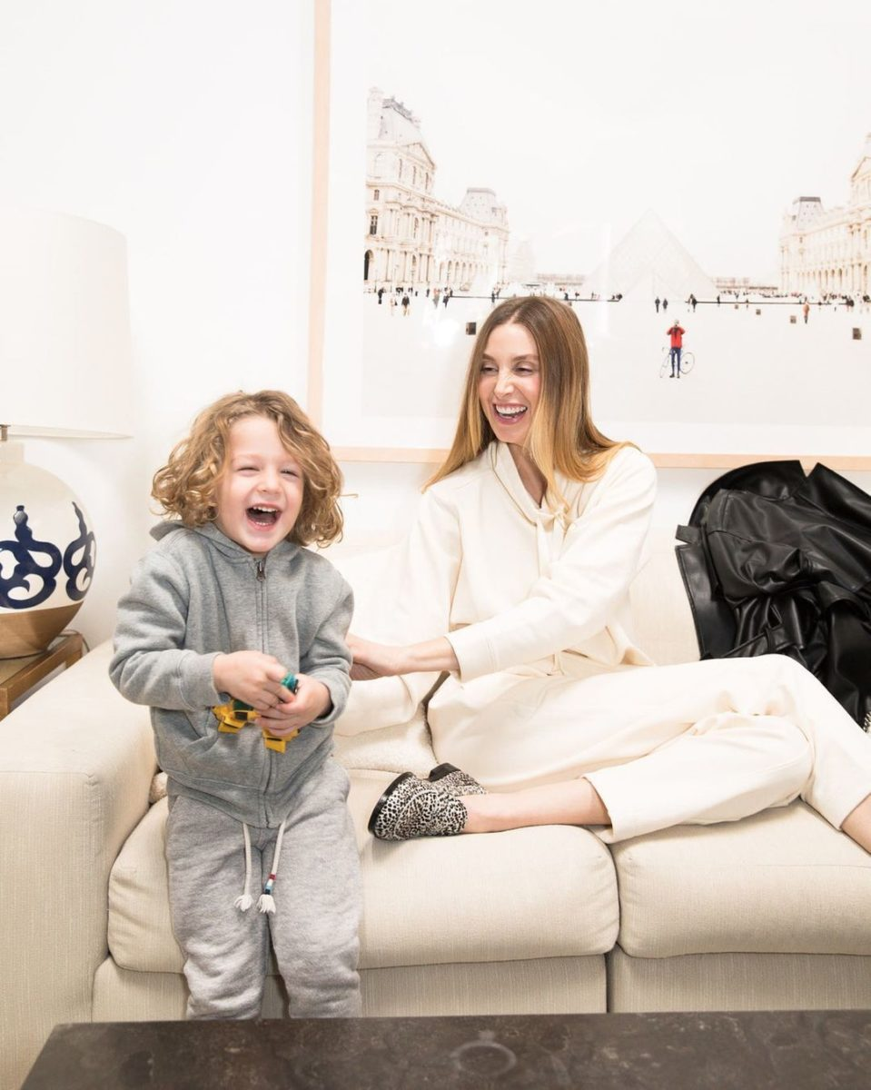 whitney port on pregnancy loss: 'it was a chromosomal issue'