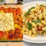 We Made TikTok's Baked Feta Pasta Recipe And Here Are The Best Tips