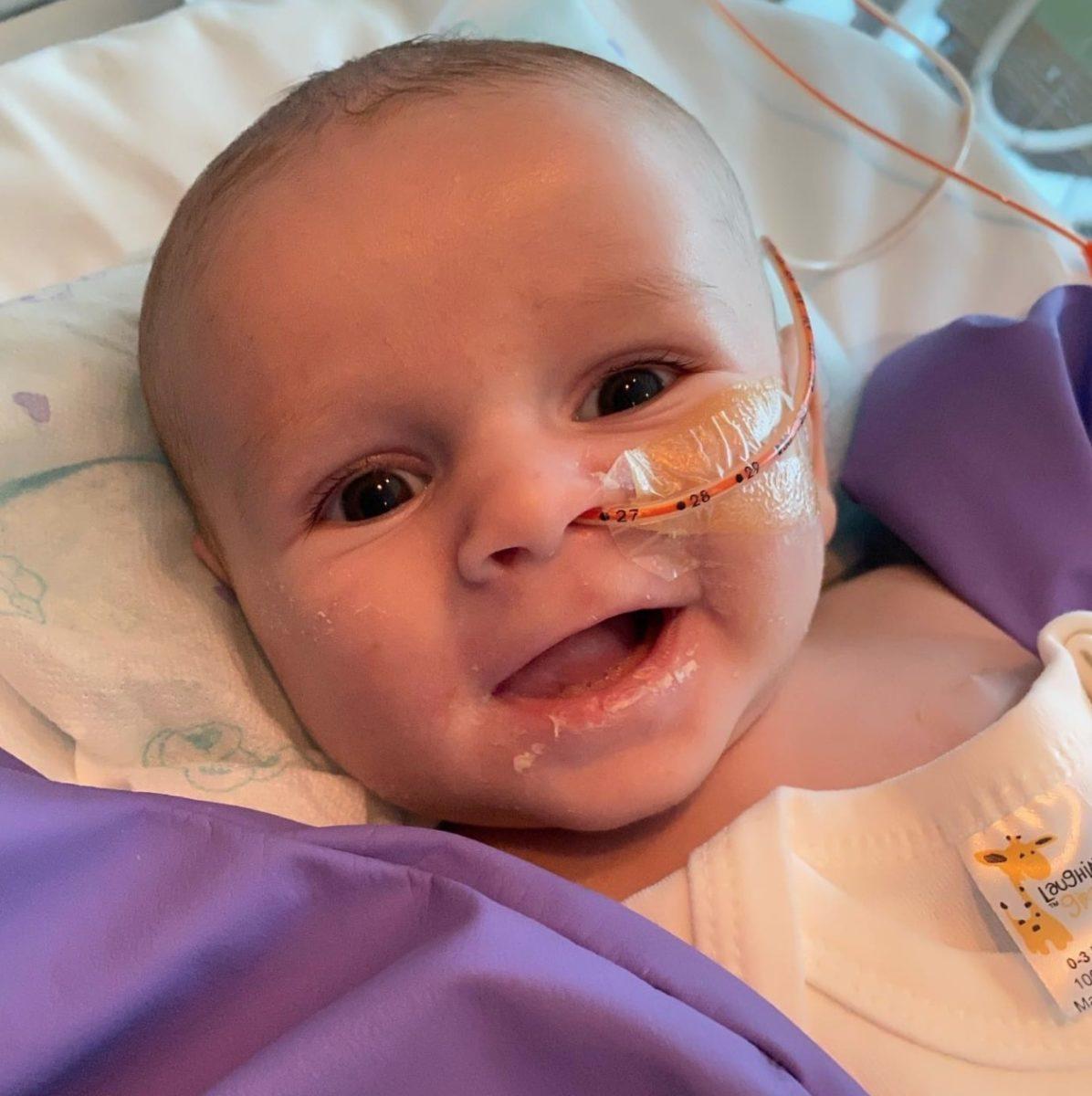 Mom Starts Amazon Wishlist For NICU Nurses Who Cared For Son