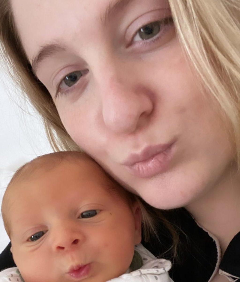 Meghan Trainor Has Her Baby Boy With Daryl Sabara