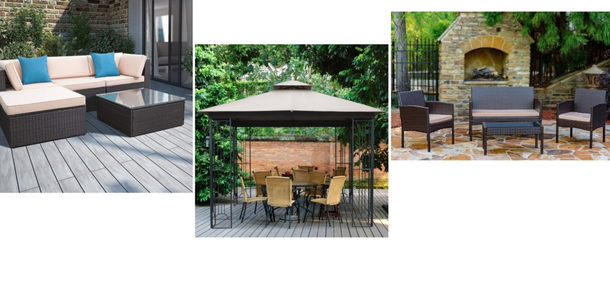 prepare for the spring season this presidents' day by taking advantage of the sales on outdoor furniture