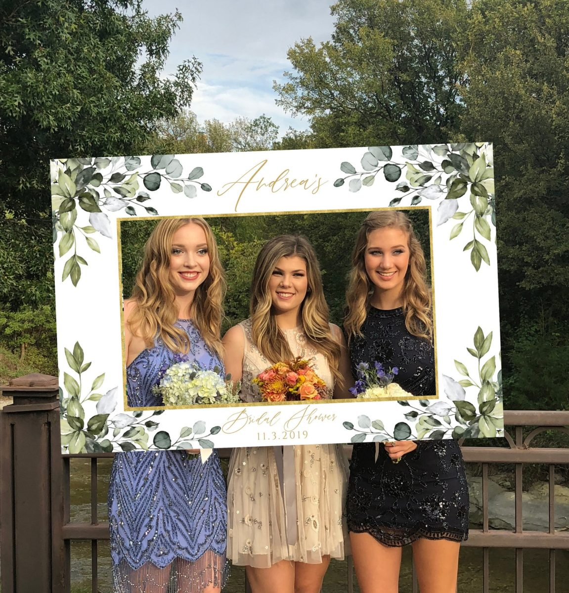 make your daughter's bridal shower unforgettable with these 10 custom decorations