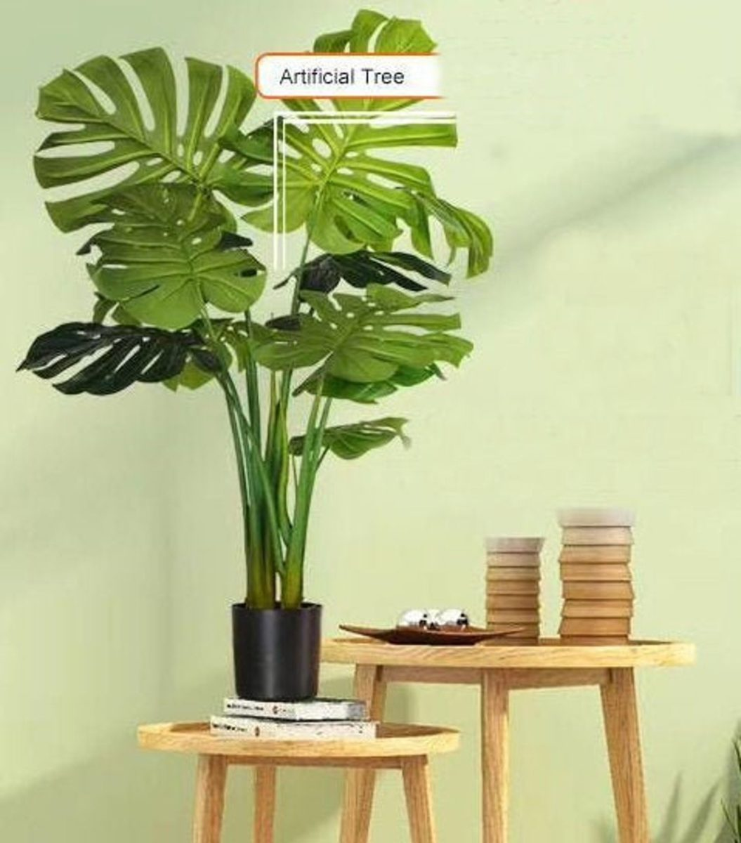 the look of plants without the care, here are 8 of the best fake plants from etsy   why not buy an artificial plant that looks real from etsy instead?