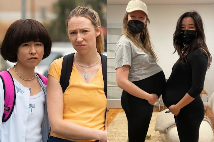 pen15's anna konkle & maya erskine are both pregnant in surprise announcements