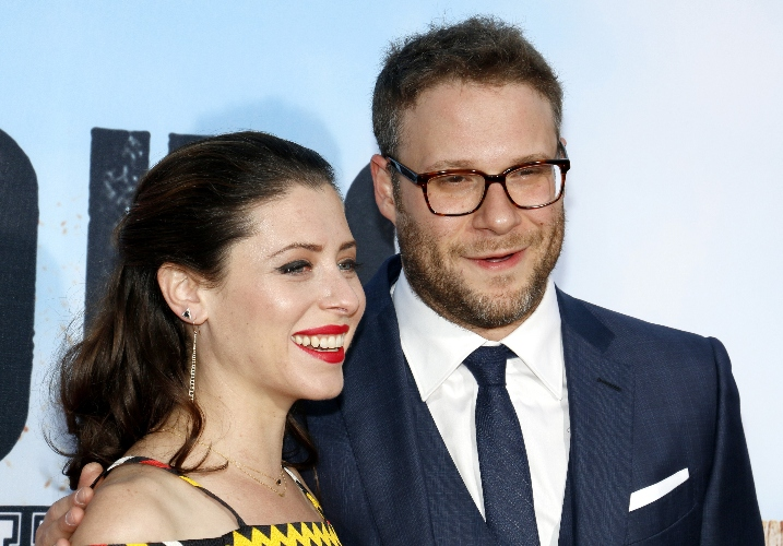 seth rogen's mom on his new book: 'what's he gonna say?!'