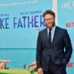 Seth Rogen's Mom On His New Book: 'Oh No! What's He Gonna Say?!'