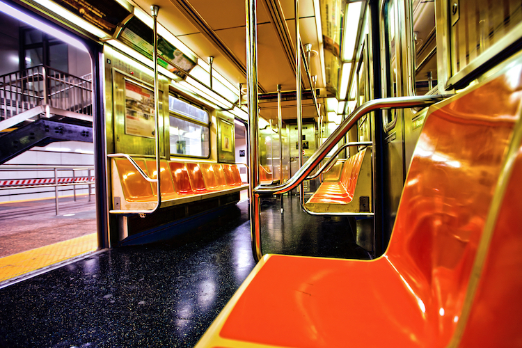 Mom Claims Stranger On the Subway Repeatedly Punched Her Sleeping Toddler & No One Came to Her Aid